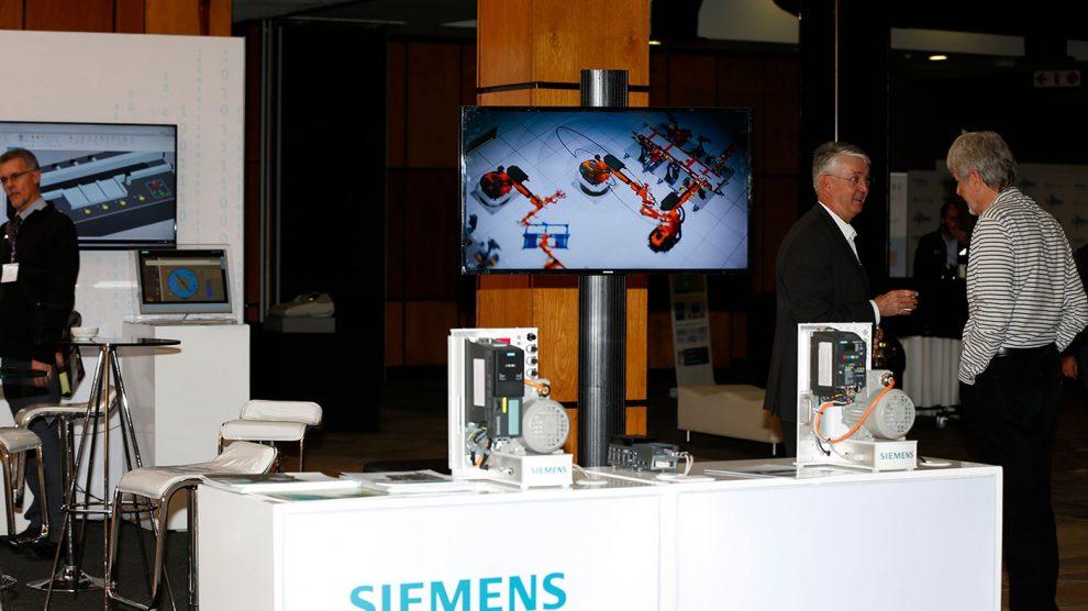 Exhibition: Siemens